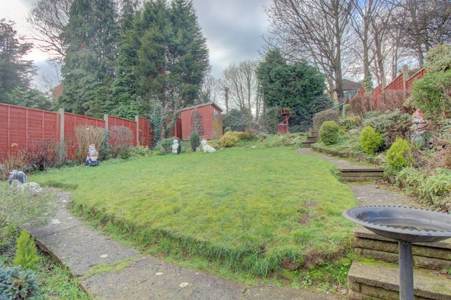 Garden of Wyndmill Crescent, West Bromwich B71