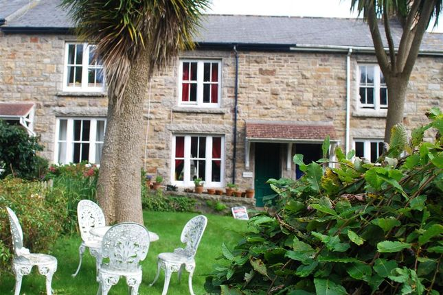 Thumbnail Terraced house for sale in Chycornick Terrace, Gulval, Penzance