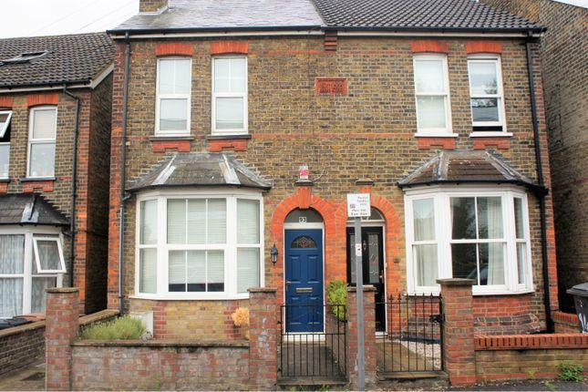 Thumbnail Terraced house for sale in Upper Bridge Road, Chelmsford