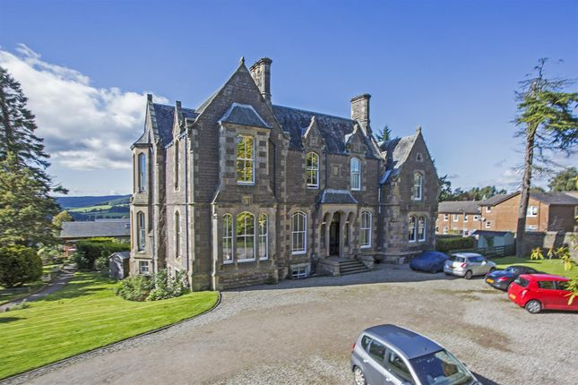 Thumbnail Flat for sale in Strathearn Terrace, Crieff