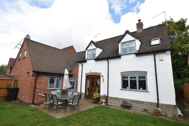 Thumbnail Semi-detached house for sale in Church Street, Offenham, Evesham