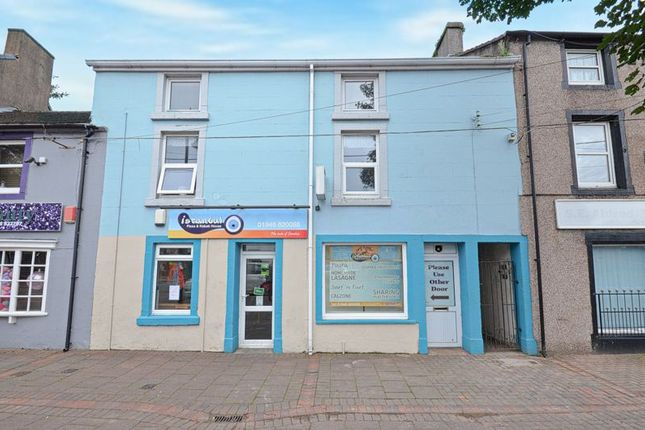 Thumbnail Flat for sale in Main Street, Egremont