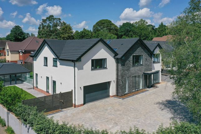 Thumbnail Detached house for sale in Blakesfield Drive, Barnt Green