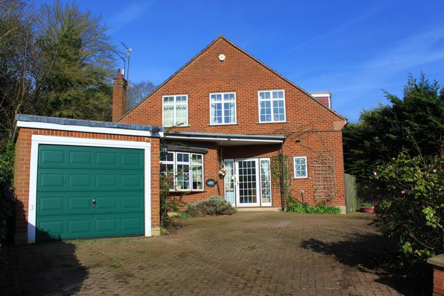 Thumbnail Detached house for sale in Farm Way, Buckhurst Hill