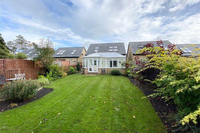 Thumbnail Detached house for sale in Bracken Grange Court, Nab Wood, Shipley