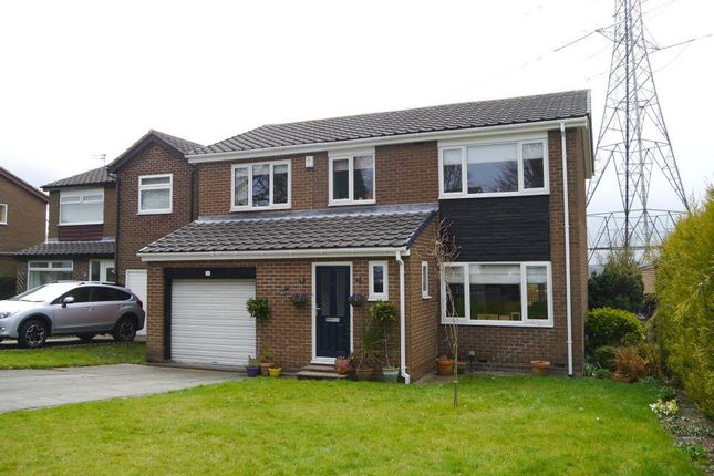 Thumbnail Detached house for sale in Coley Hill Close, Chapel Park, Newcastle Upon Tyne