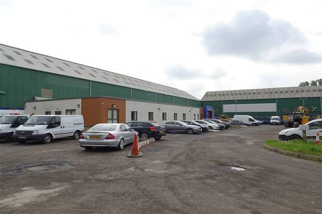 Thumbnail Industrial for sale in Players Industrial Estate, Clydach, Swansea