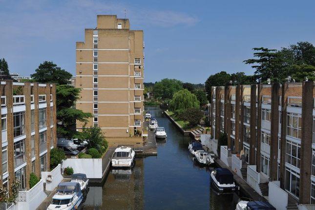 4 bed terraced house for sale in Marina Way, Teddington