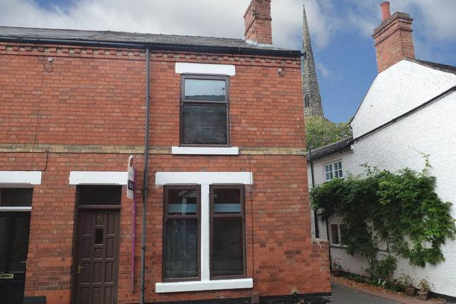 2 bed end terrace house to rent in Clapgun Street, Castle Donington, Derby