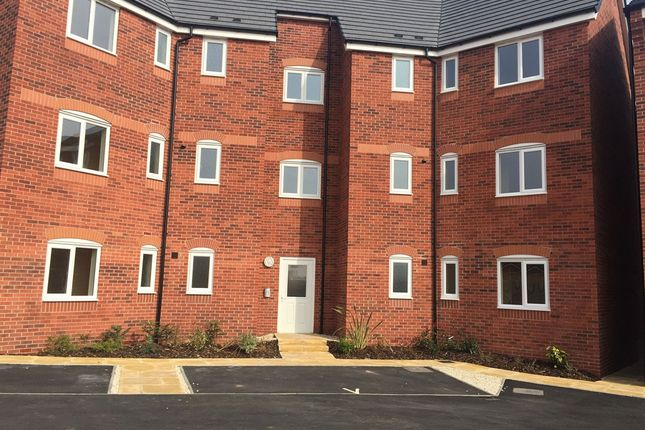 "Thumbnail Flat for sale in ""Apartment"" at Upton Drive, Burton-On-Trent"