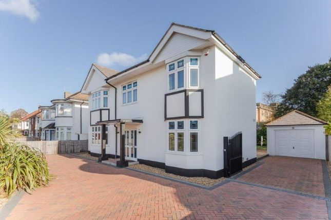 Thumbnail Detached house for sale in Cassel Avenue, Westbourne, Bournemouth