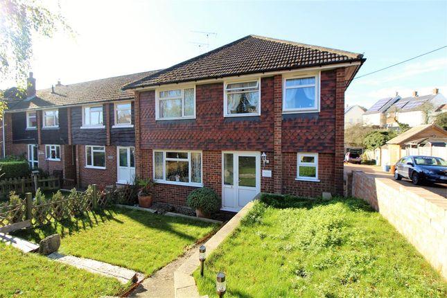 Thumbnail End terrace house for sale in Plain Road, Smeeth, Ashford, Kent