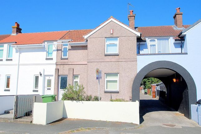 Thumbnail Terraced house for sale in Archway Avenue, Plymouth