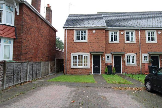 Thumbnail Property to rent in Selborne Road, Dudley