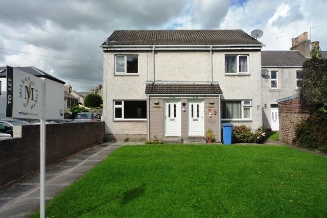 Thumbnail Semi-detached house to rent in Livingston Lane, Aberdour, Burntisland