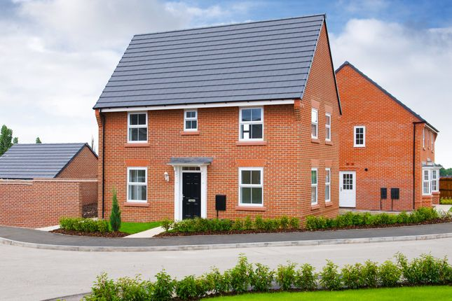 "Thumbnail Detached house for sale in ""Hadley"" at Sandbeck Lane, Wetherby"