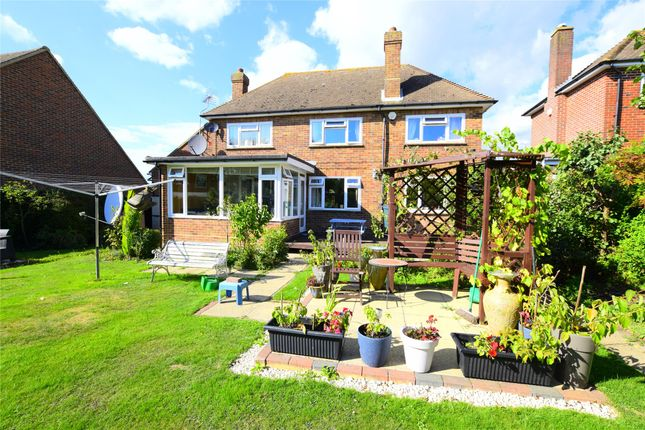 Thumbnail Detached house for sale in Wychurst Gardens, Bexhill, East Sussex