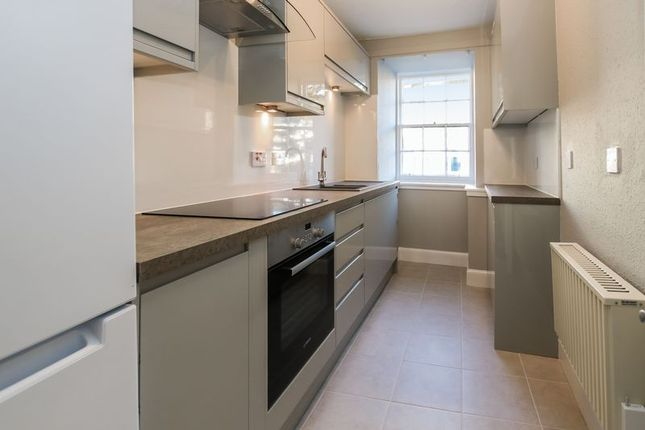 Thumbnail Flat for sale in Ground Floor Apartment, West Port House, Linlithgow