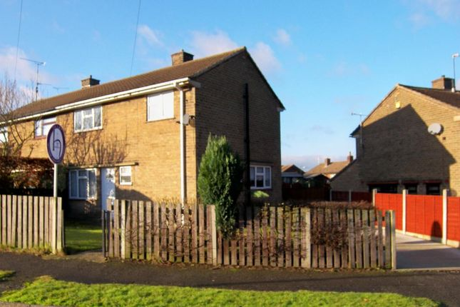 Thumbnail Semi-detached house to rent in Highfield Drive, South Normanton, Alfreton