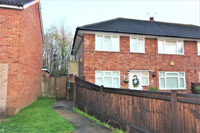 Thumbnail Maisonette to rent in Larch Crescent, Yeading, Hayes