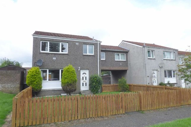 Thumbnail Link-detached house for sale in Warwick Close, Leuchars, Fife