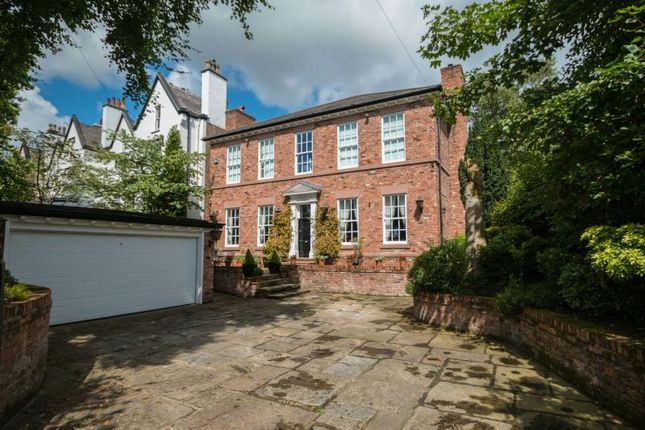 Thumbnail Detached house to rent in East Downs Road, Bowdon, Altrincham