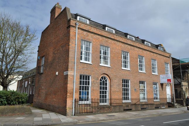 Thumbnail Flat for sale in The Crescent, Taunton