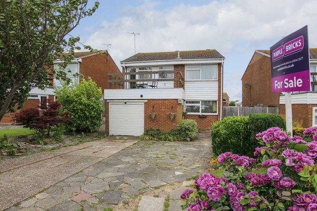 Thumbnail Detached house for sale in Cudham Gardens, Margate
