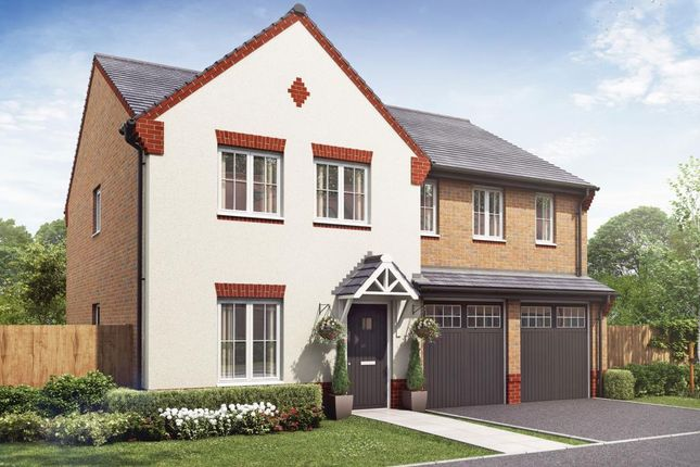 "Thumbnail Detached house for sale in ""Plot 198 & 203 - The Lavenham"" at Hoyles Lane, Cottam, Preston"