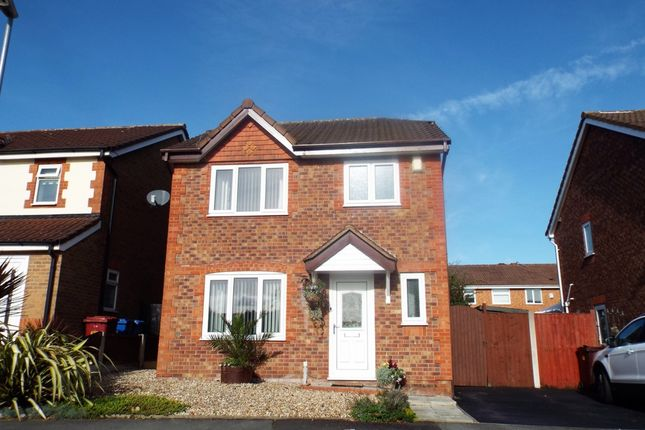 Thumbnail Detached house for sale in Turnstone Drive, Halewood