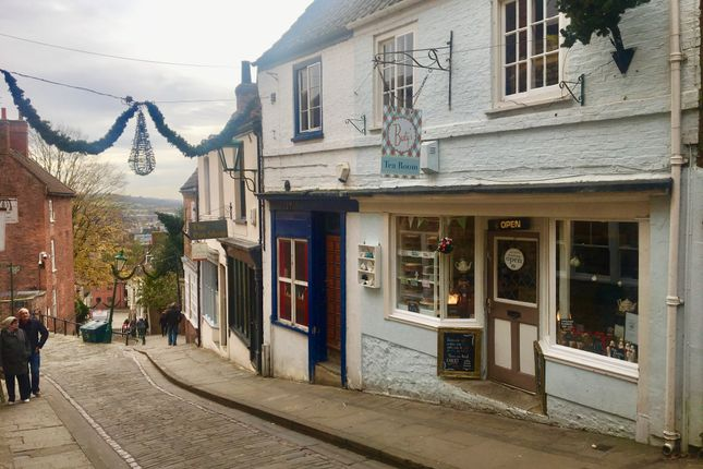 Thumbnail Restaurant/cafe for sale in Bunty's Tea Room, 18 Steep Hill, Lincoln