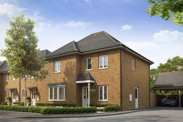 "Thumbnail Detached house for sale in ""Cambridge"" at Dorman Avenue North, Aylesham, Canterbury"