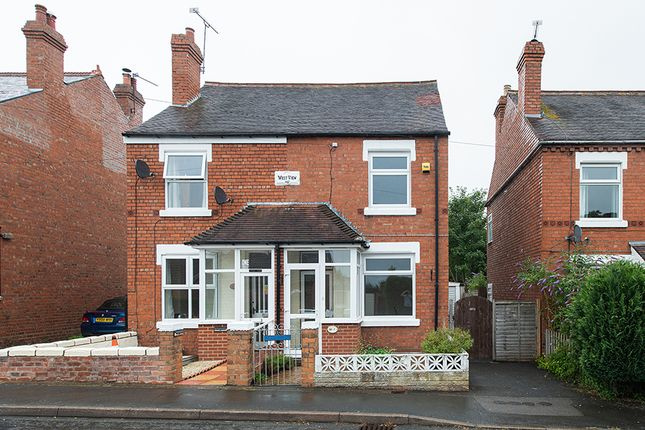 Thumbnail Semi-detached house for sale in Church Street, Highley, Bridgnorth