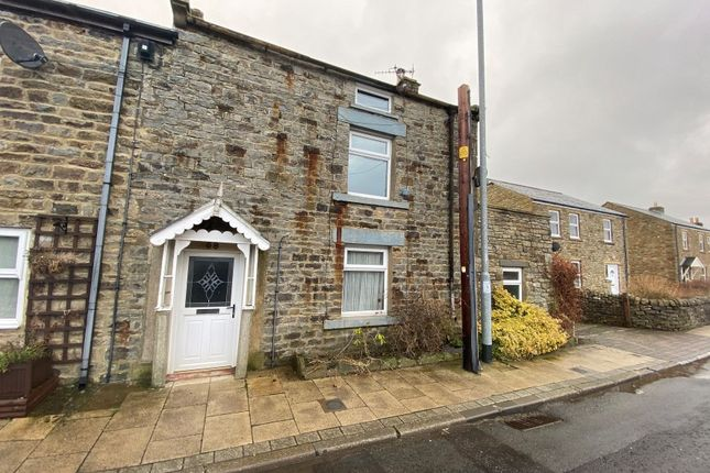 Thumbnail End terrace house for sale in 68 Hood Street, St. Johns Chapel, Bishop Auckland, County Durham