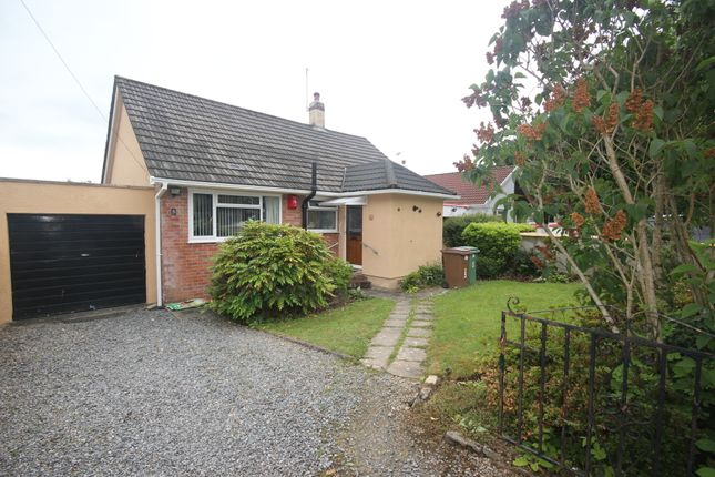 Thumbnail Detached bungalow to rent in Glenholt Close, Glenholt, Plymouth