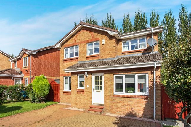 4 bed detached house for sale in Birch Place, Cambuslang, Glasgow
