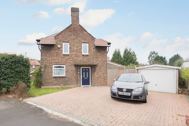 3 bed end terrace house for sale in Whatley Avenue, Facing Martin Way, Raynes Park