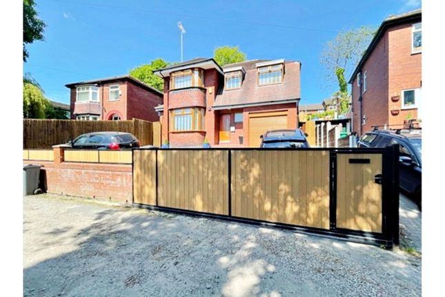 Thumbnail Detached house for sale in Lion Brow, Manchester