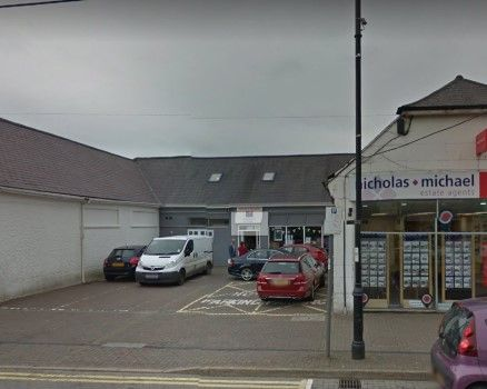 Thumbnail Commercial property for sale in Talbot Road, Talbot Green, Pontyclun