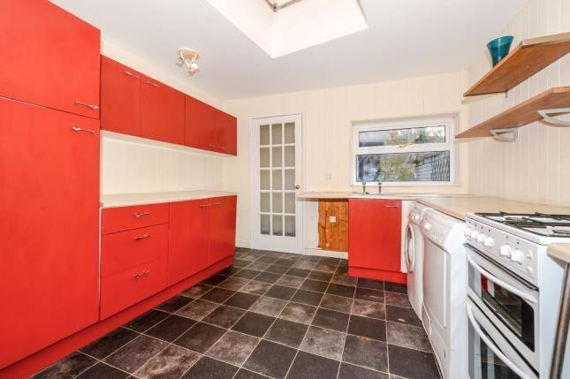 Kitchen of Bishopgate Street, Wavertree, Liverpool, Merseyside L15