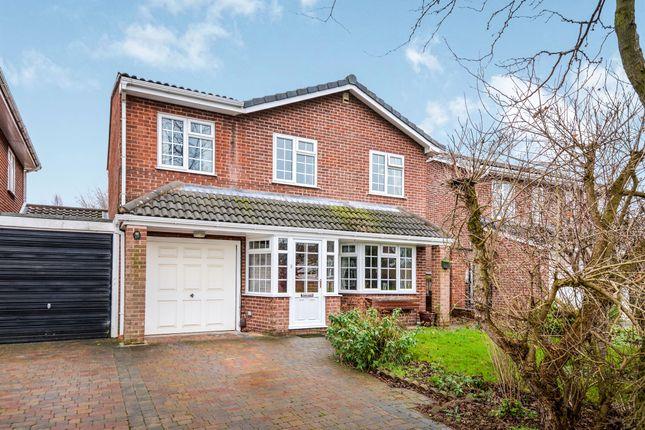 Thumbnail Detached house for sale in Beacon Hill Drive, Hucknall, Nottingham