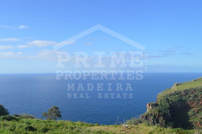 Thumbnail Land for sale in Estreito Da Calheta, Estreito Da Calheta, Calheta (Madeira)