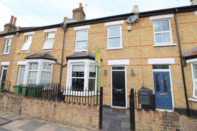 Thumbnail Terraced house for sale in Reventlow Road, New Eltham