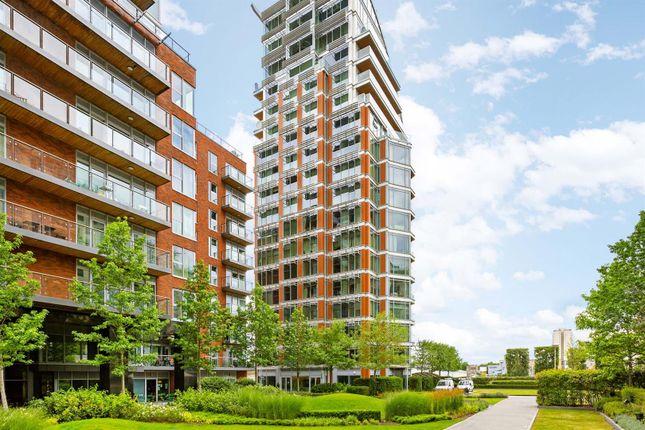 External of Ascensis Tower, Juniper Drive, Battersea Reach, Battersea Reach, London Sw118 SW18