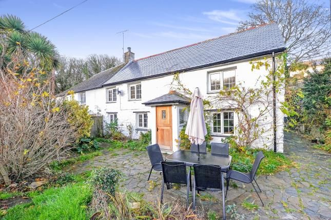 Thumbnail Semi-detached house for sale in Perranporth, Truro, Cornwall