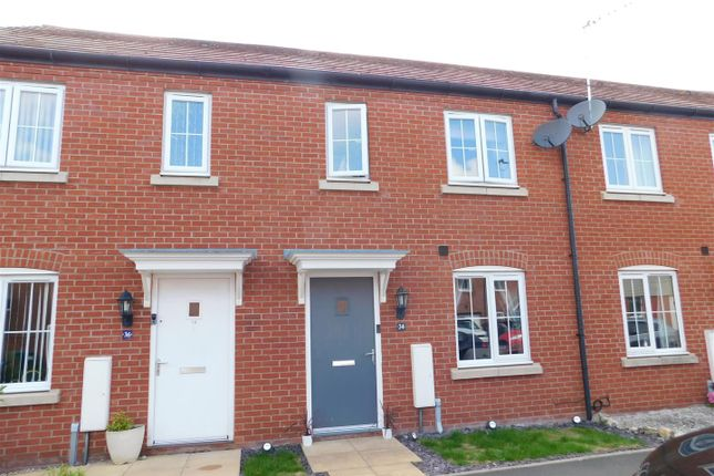3 bed terraced house for sale in Housman Way, Cleobury Mortimer, Kidderminster DY14