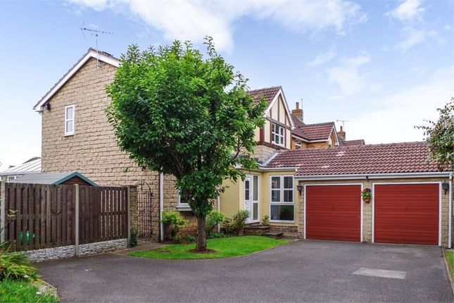 Thumbnail Detached house for sale in Peregrine Court, Gateford, Worksop, Nottinghamshire