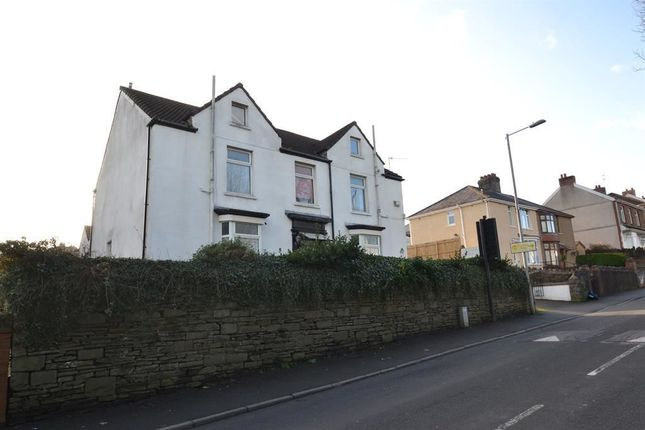 Thumbnail Detached house for sale in Old Road, Briton Ferry, Neath