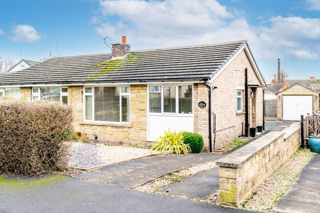 2 bed bungalow for sale in Gregory Springs Mount, Mirfield WF14