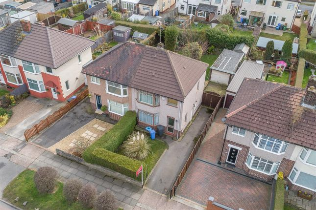 Thumbnail Semi-detached house to rent in Hollinsend Road, Sheffield